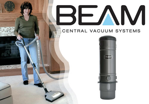 Central Vacuum Systems By Beam Sales Service